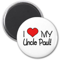 I Love My Uncle Paul