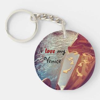 I love my Venice key chain by Vika