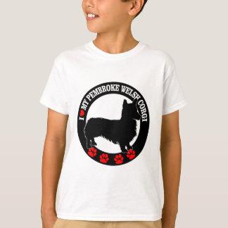 i love my welsh corgi T-Shirt