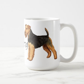 I Love my Welsh Terrier Coffee Mug
