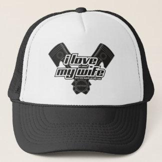 I love my wife - RIDE Trucker Hat