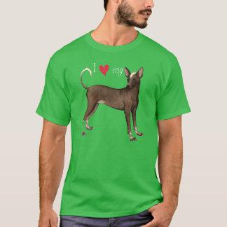 I Love my Xolo T-Shirt