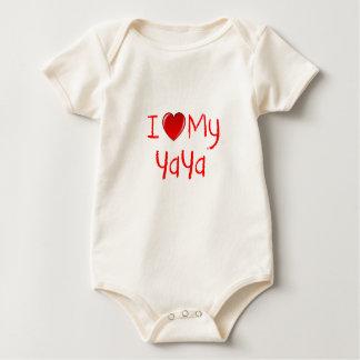 I Love My YaYa Infant Toddler T-Shirt