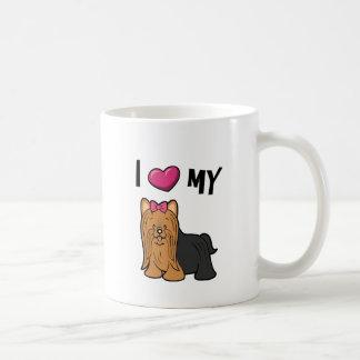 I love my Yorkie Mugs