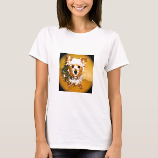 I LOVE MY YORKIE!  T-Shirt