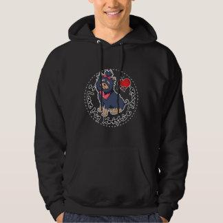 I-Love-My-Yorkshire-Terrier Hoodie