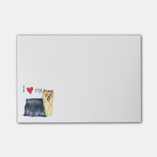 I Love my Yorkshire Terrier Post-it® Notes
