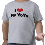 I Love My YoYo Tees