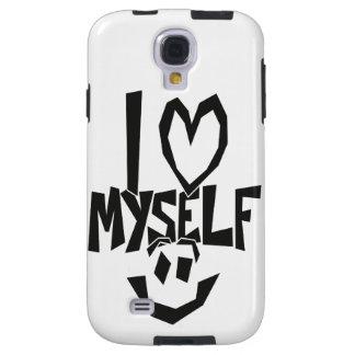 I love myself Smiley Galaxy S4 Case