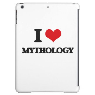 I Love Mythology Cover For iPad Air
