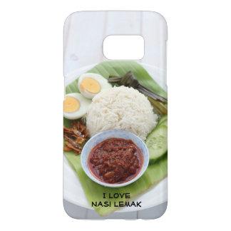 I love nasi lemak