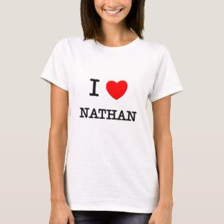 I Love Nathan T-Shirt