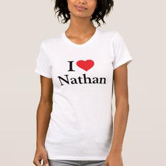 I love Nathan Tshirt