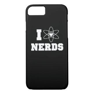 I love nerds iPhone 7 case