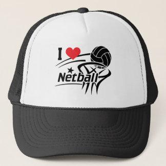 I Love Netball, Netball Trucker Hat