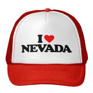 I LOVE NEVADA CAP