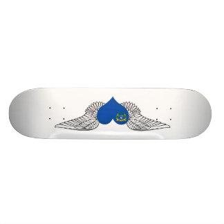 I Love Nevada -wings Skateboards
