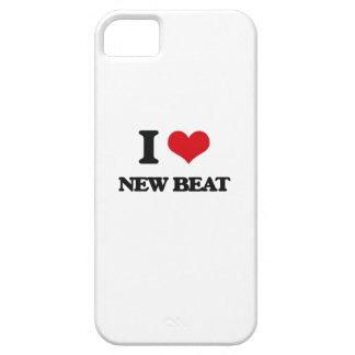 I Love NEW BEAT iPhone 5/5S Cases