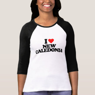 I LOVE NEW CALEDONIA T-Shirt