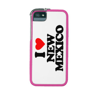 I LOVE NEW MEXICO CASE FOR iPhone 5