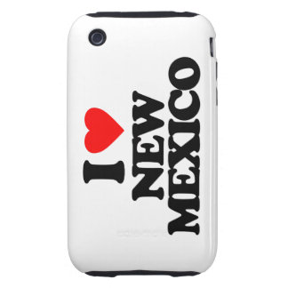 I LOVE NEW MEXICO iPhone3 CASE