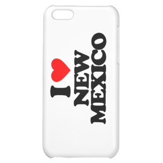 I LOVE NEW MEXICO iPhone 5C COVERS