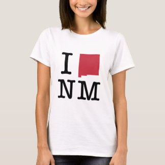 I Love new Mexico T-Shirt