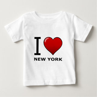 I LOVE NEW YORK BABY T-Shirt