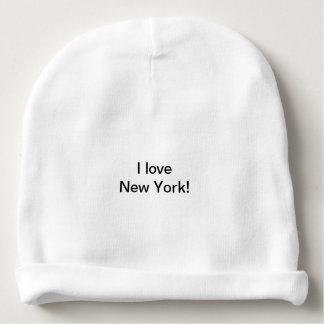 I Love New York Beany Hat Baby Beanie