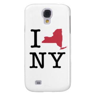 I Love New York Samsung Galaxy S4 Covers