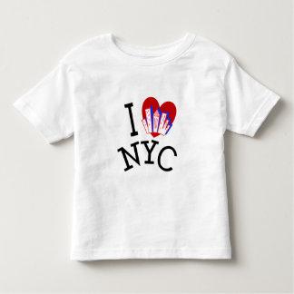 I Love New York City Toddler T-Shirt