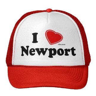 I Love Newport Cap