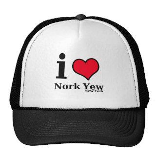 I love NEWYORK Hat