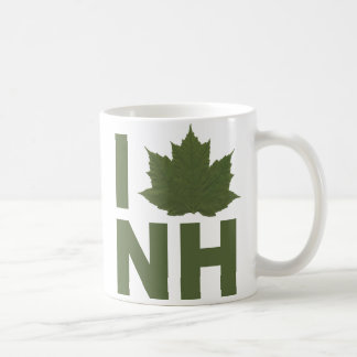 I Love NH Coffee Mug