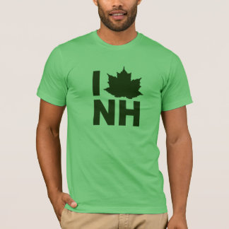 I Love NH T-Shirt