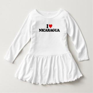 I LOVE NICARAGUA DRESS