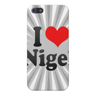 I love Nigel Cover For iPhone 5