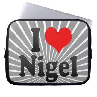 I love Nigel Computer Sleeves