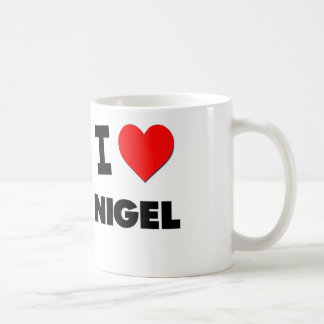 I love Nigel Mugs