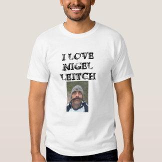 i love nigel tshirt