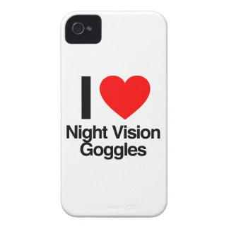 i love night vision goggles iPhone 4 cases