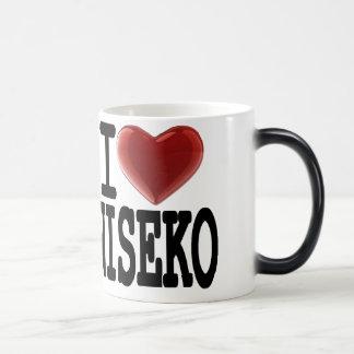 I Love NISEKO Magic Mug