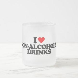 I LOVE NON-ALCOHOLIC DRINKS COFFEE MUGS