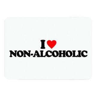 I LOVE NON-ALCOHOLIC ANNOUNCEMENTS