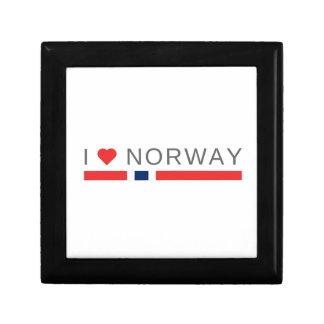 I love Norway Gift Box