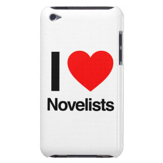 i love novelists iPod touch cover