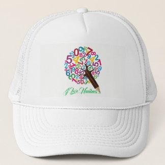 """I Love Numbers"" Trucker Hat"