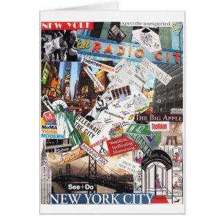 I love NYC notecard
