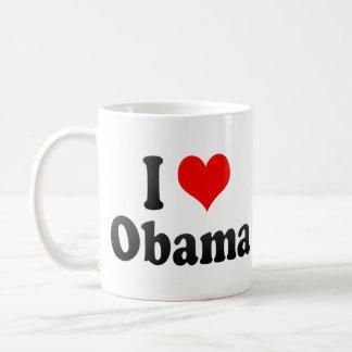 I Love Obama, Japan Mug