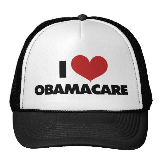 I Love Obamacare Cap